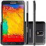 Smartphone Samsung Galaxy Note 3 Preto 5,5 Dual Chip 8mb 16