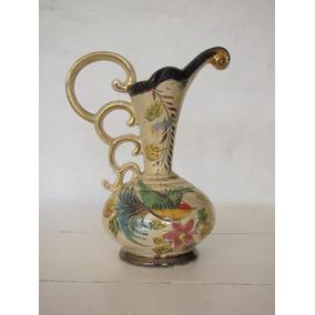 Jarrón Porcelana Bequet Belgica
