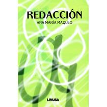 Redaccion - Ana Maria Maqueo / Limusa