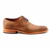 Zapato Cuero Hombre Briganti Sport Suela Cordon - Hcac00778