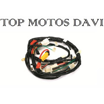 Chicote Fiação Principal Moto Honda Biz 100 Es 2002 A 2006