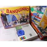 Jogo Do Banquinho Raul Gil Grow Completo
