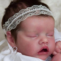 Bebê Reborn Twin Boneca Linda Detalhes Reais Pronta Entrega
