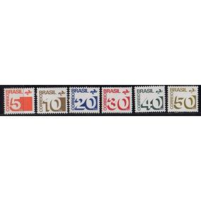 1972 - 540/545 Cifras Papel Couchê Fsf S/fi Marca Us$9,90