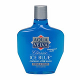 Aqua Velva After Shave Locion Afeitado Clasico 200ml
