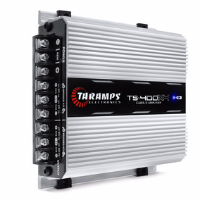 Modulo Amplificador Taramps Ts400x4 Digital