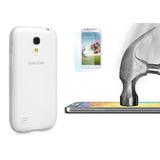 Capa Transparente Galaxy S4 I9500/i9505 + Película De Vidro