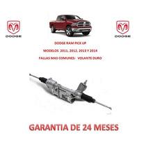 Caja Cremallera Direccion Electronica Dodge Ram Pick Up 2012