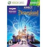 Kinect Disneyland Adventures Xbox 360 Nuevo Citygame Ei