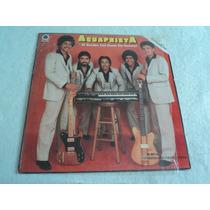 Grupo Aguaprieta El Sonido De Sonora / Lp