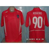 Camisa Da Seleção Da Korea 2002
