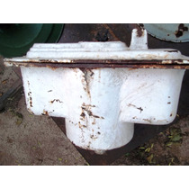 2 Antiguos Depósitos De Fundición Para Baño