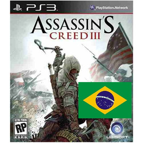 Assassins Creed 3 Portugues Ps3 Psn Midia Digital