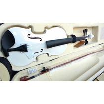 Super Paquete De Violines 4/4 100% Nuevos Con Garantia.