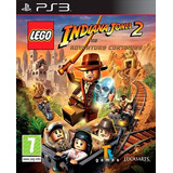 Lego Indiana Jones 2 Ps3 Fisico Nuevo Xstation