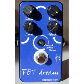 Pedal Fet Dream (dumble, Zendrive, Wampler, Bogner, Klon)
