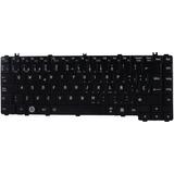 Teclado Toshiba C600 C640 C645 L600 L640 L645 L745 Negro