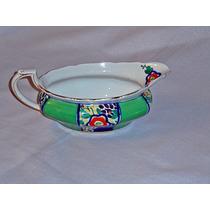 Allertons Porcelana Inglesa Salsera 1929 -1942