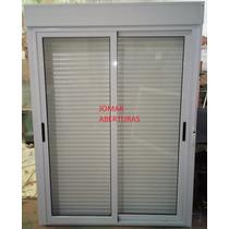 Puerta Balcon Sistema Compacto Modena 1.50 X 2.00