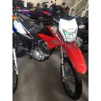 Honda Xr 150 L 0km Saullo Motors