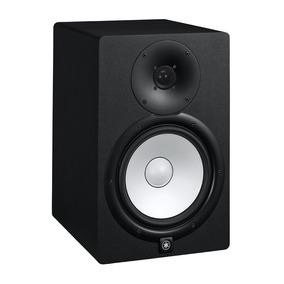 Monitor Yamaha Hs8 Preto   Estúdio   Referência   Garantia