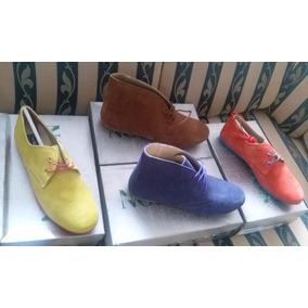 Zapatos Y Botines 100 % Nordon Para Damas