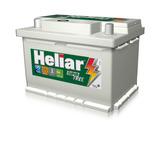 Bateria Automotiva 12v 60ah Heliar Super Free