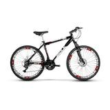 Bicicleta Aro 26 Skynano, 21v, Kit Shimano, Disco, Sem Juros
