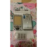 Stock Carcasa Completa W995 Sony Ericsson Silver Plata