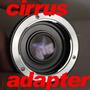 Cy C/y Adaptador De Lente Para Nikon D800, De Calidad Super