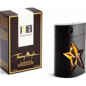 Perfume Pure Malt Angel * Men Thierry Mugler Edt Masc.100ml