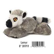 Lemur Mono Chango Bebe Peluche Aurora Mini Flopsie 20 Cm
