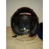Casco Motorizado Ls2 Helmets M Importado Original