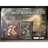 Artes Marciales 10 Peliculas En Dvd Coleccion Personajes