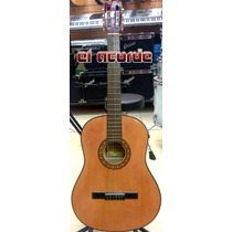 Guitarra Criolla Gracia M2 Oferta! Clasica El Acorde Pacheco