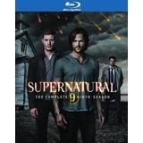 Blu-ray Supernatural Season 9 / Temporada 9