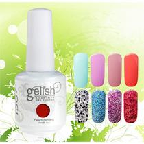 Esmaltes Gelish Varios Colores Disponibles, Lacquer 21 Días