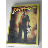 O Reino Da Caveira Cristal Indiana Jones Dvd Duplo Luva Novo