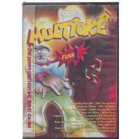 Dvd Original Dcvd Multiokê Funk 1 (cx 29) Ok
