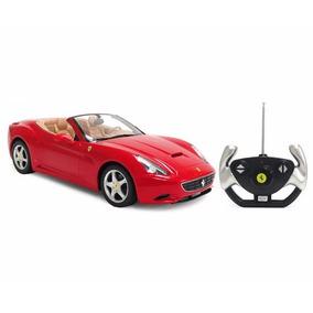 Ferrari California R/c 1:12 Carrinho De Controle