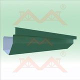 Canaleta Desague Techo Color Verde X 2.44 Envios. + Regalos