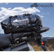 Bolso Bewolk 30 Lts Estanco Ideal Viajes Ver Video