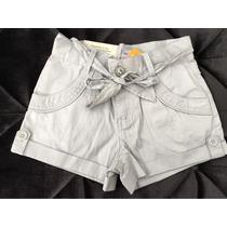 Lindo Shorts Jeans Infantil- Menina - Marca Marisol