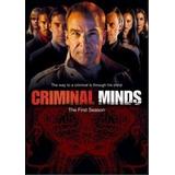 Criminal Minds Temporadas Completas En Dvd!!