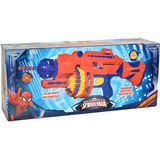 Spiderman Pistola Blaze Storm Automatica Full Orig. Ditoys !