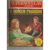 Revista Super Novelas Capricho.,..fotonovelas..atores Abaixo
