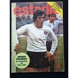 Estadio N° 1523 3 De Oct De 1972 Mario Galindo