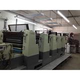 Impresora Offset Miller Tp41s
