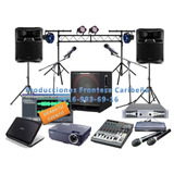 Alquiler De Video Beam Y Audio Para Tu Evento