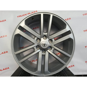 04 Rodas Toyota Hilux 2012/sw4 Replicas Kr R37 Aro 16 6x139